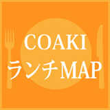 COAKI Lunch Map